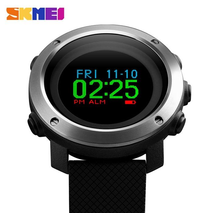 часы SKMEI 1336 Фитнес браслет - 2