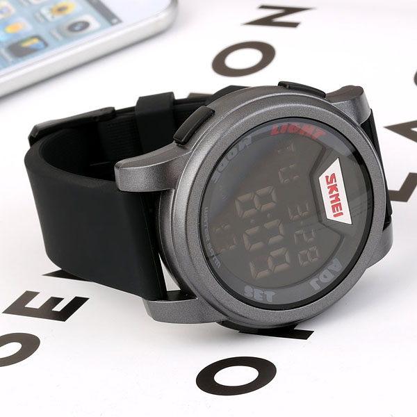 часы SKMEI 1218 Silver (серебро) - 5