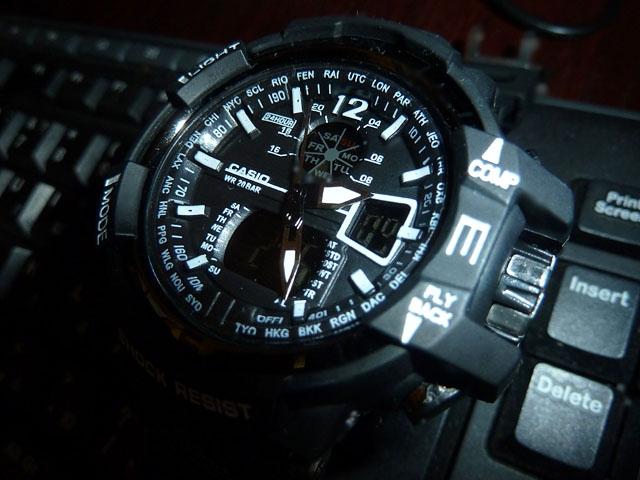 часы  1100 черные - 1