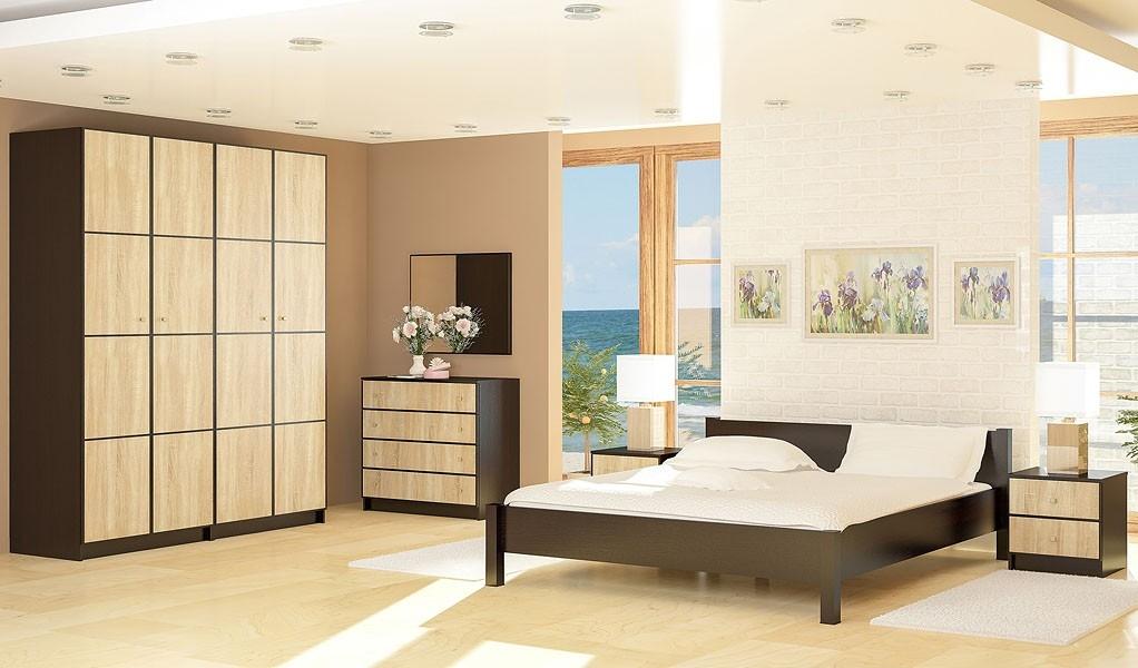 спальня ФАНТАЗИЯ NEW - 1