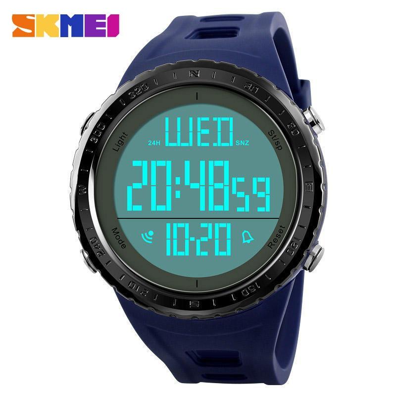 часы SKMEI 1310 синие - 1