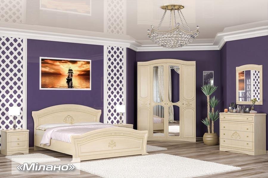 спальня МИЛАНО - 1
