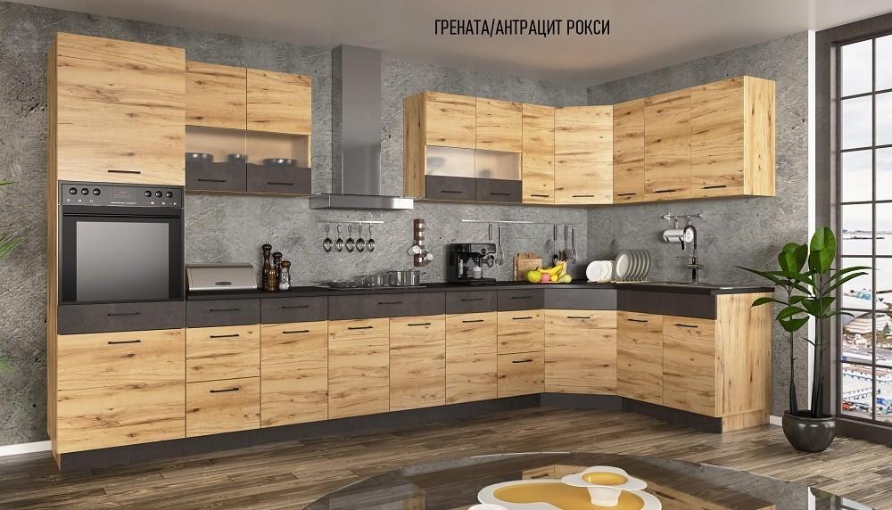 кухня ГРЕТА - 5