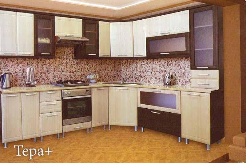 кухня ТЕРА + - 1