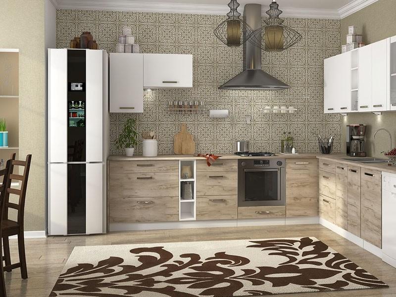 кухня ШАРЛОТТА крафт - 16