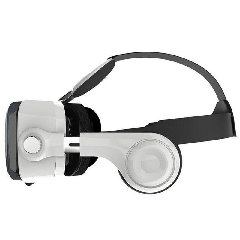 Очки-шлем BOBOVR Z4 white с наушниками - 2