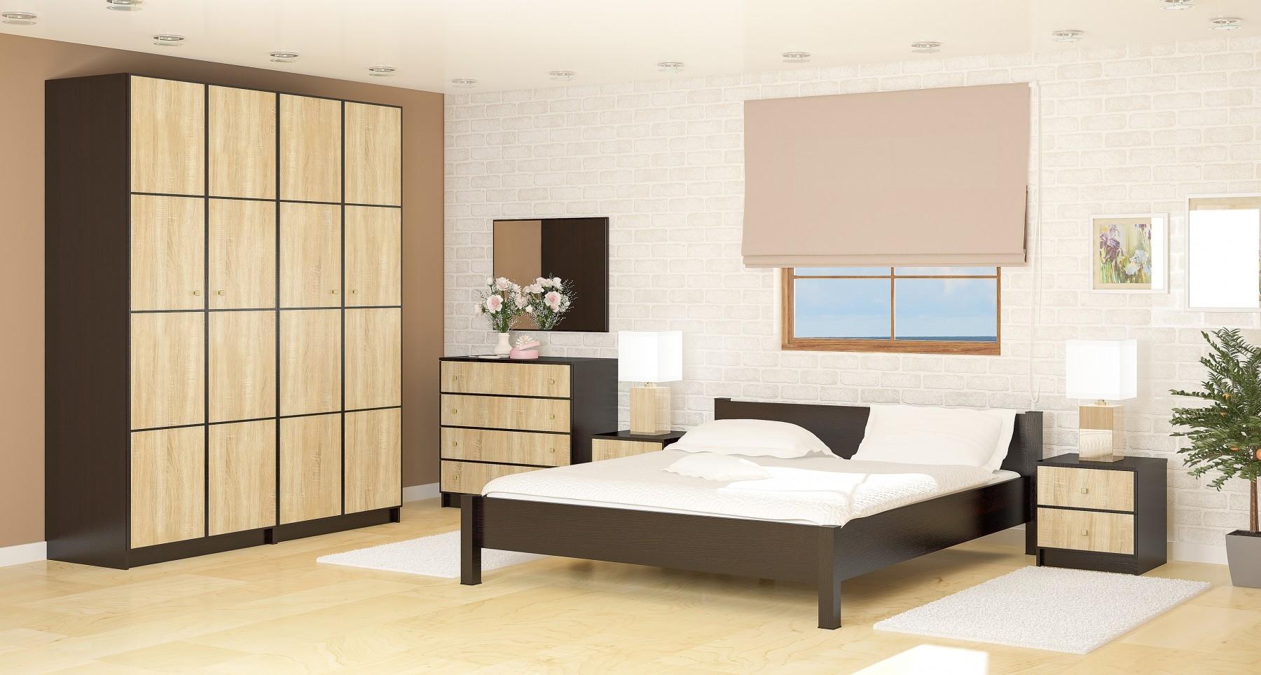 кровать 160 ФАНТАЗИЯ - 1