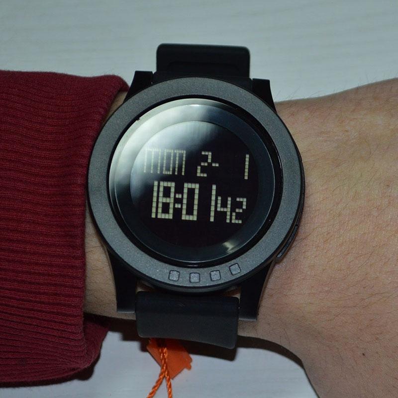 часы SKMEI 1142 чёрные - 5