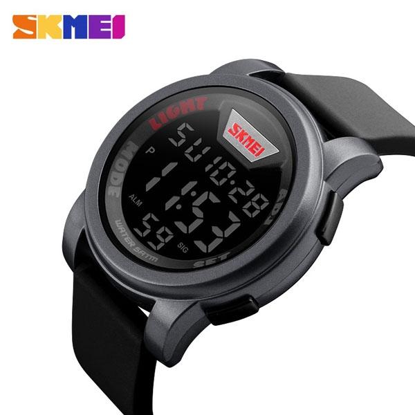 часы SKMEI 1218 Silver (серебро) - 2