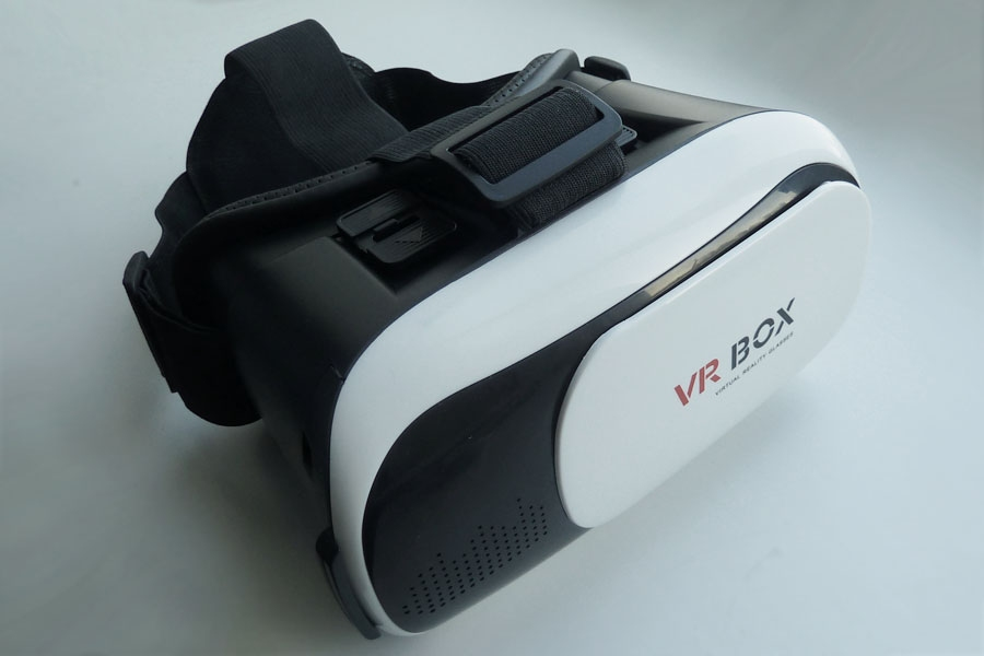 Очки - шлем VR Box 2.0 GLASSES + bluetooth-джойстик - 7