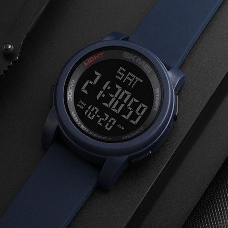 часы SKMEI 1257 синие - 3