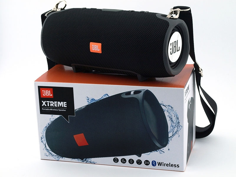 колонка Bluetooth JBL XTREME SMALL чёрная - 6