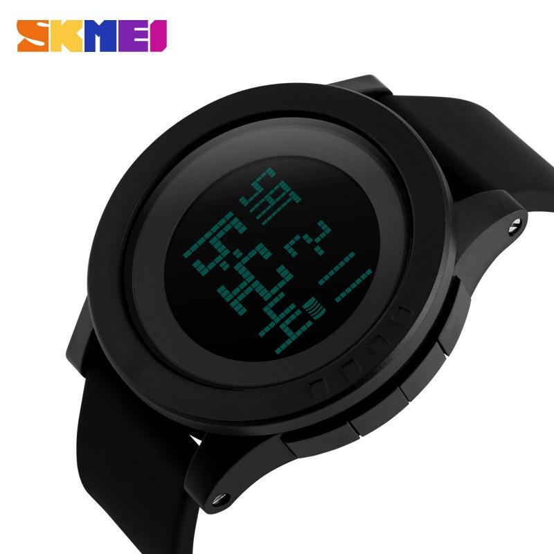 часы SKMEI 1142 чёрные - 1