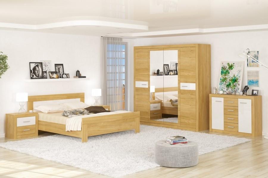 кровать Квадро - 1