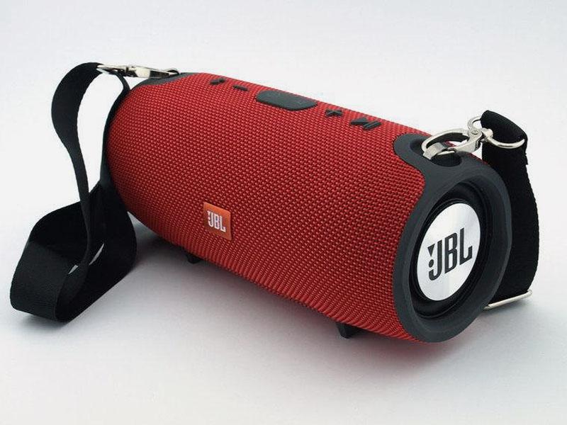 колонка Bluetooth JBL XTREME SMALL красная - 5