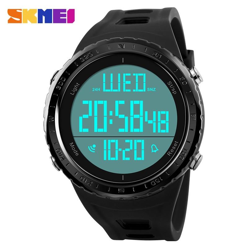 часы SKMEI 1310 чёрные - 1