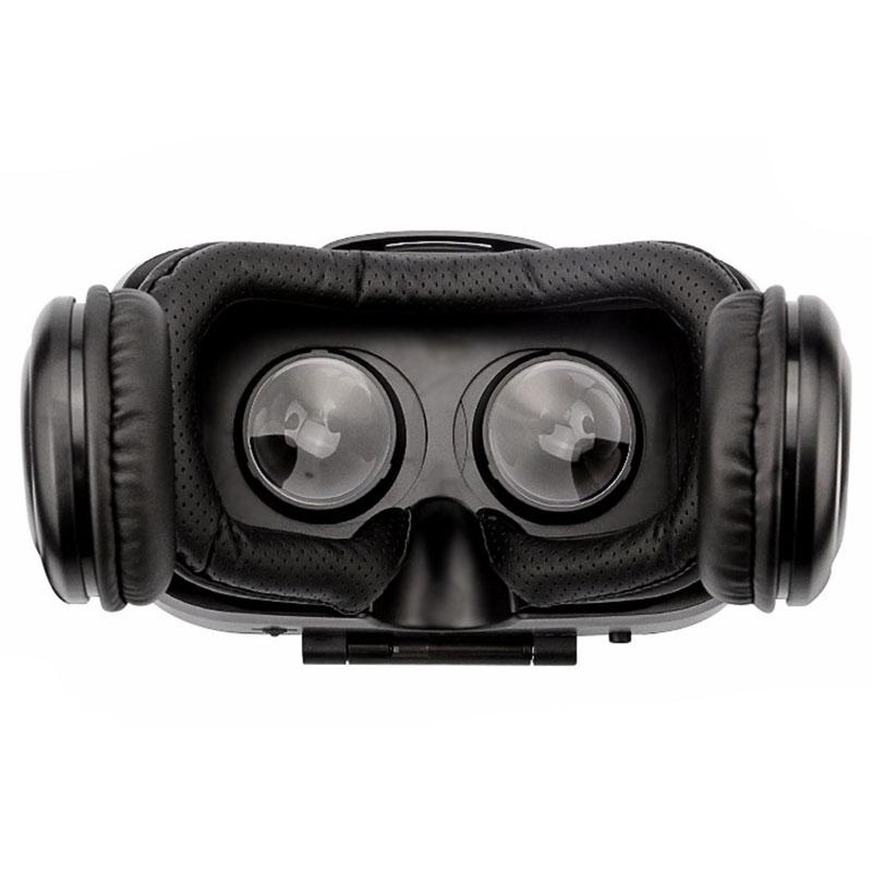 Очки-шлем BOBOVR Z4 black с наушниками - 3