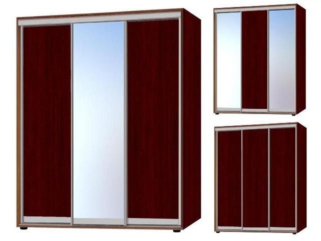 шкаф купе 210,  3 фасада - 1