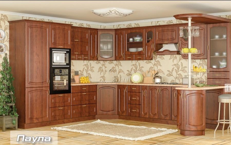 кухня ПАУЛА - 1