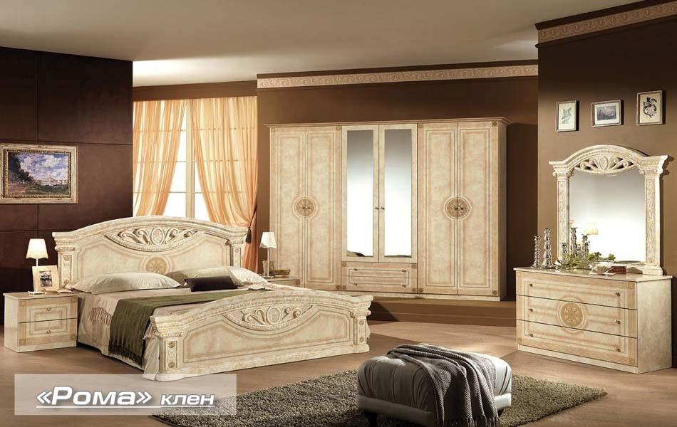 спальня РОМА корень - 1