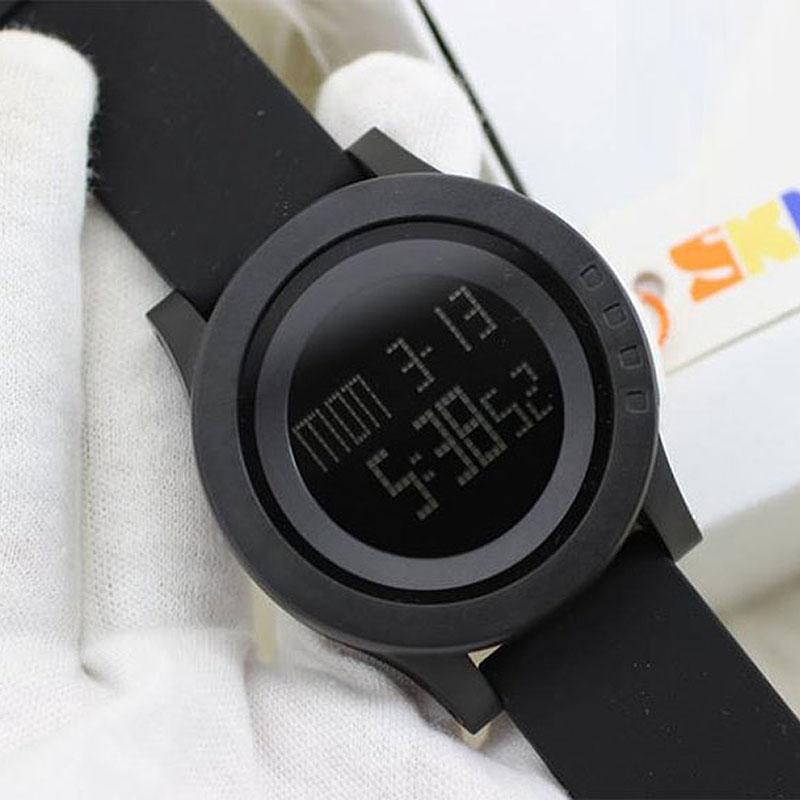 часы SKMEI 1142 чёрные - 4