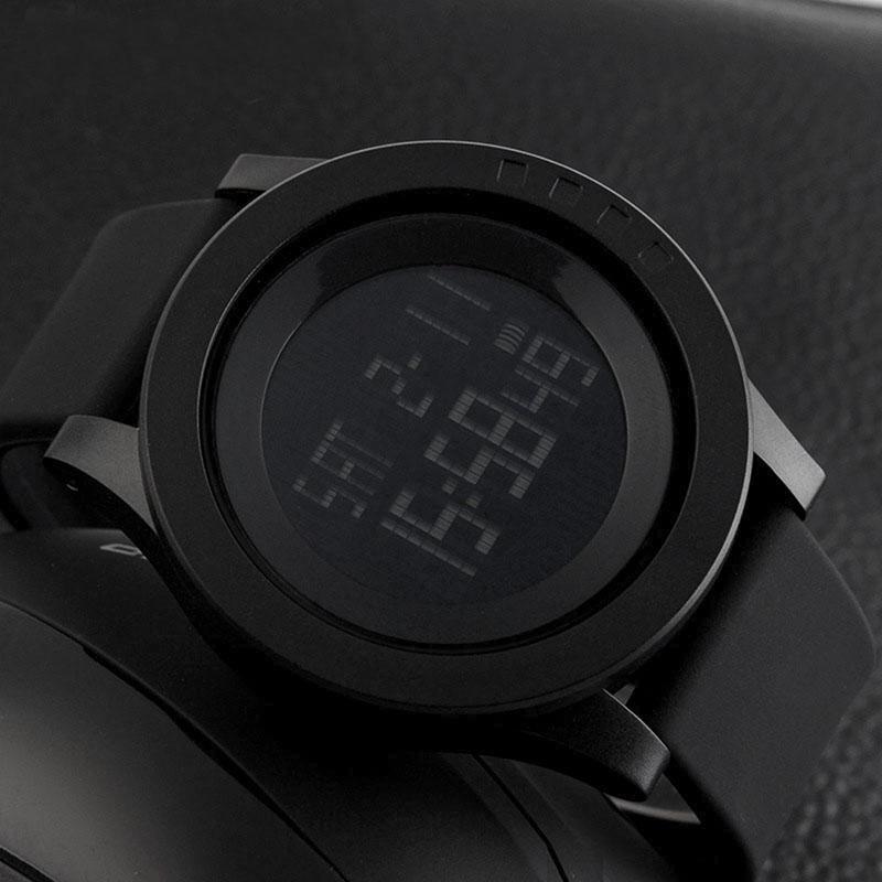 часы SKMEI 1142 чёрные - 2