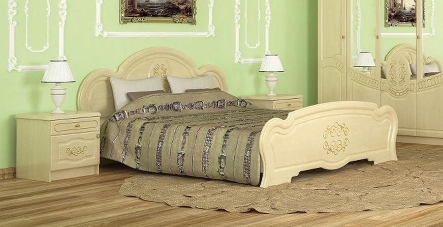 кровать Барокко - 1