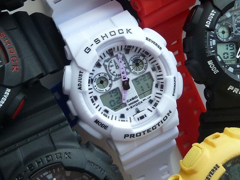 часы 100 белые - 1