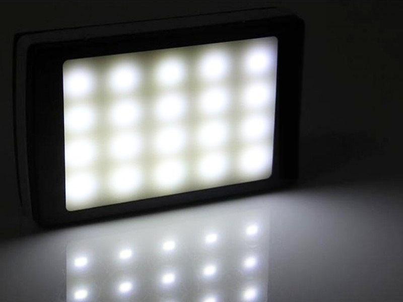 Power Bank Solar 30000 mAh фиолетовый (15000) - 4