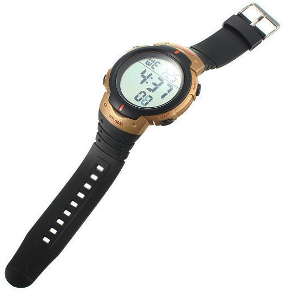 часы SKMEI 1068 золото - 2