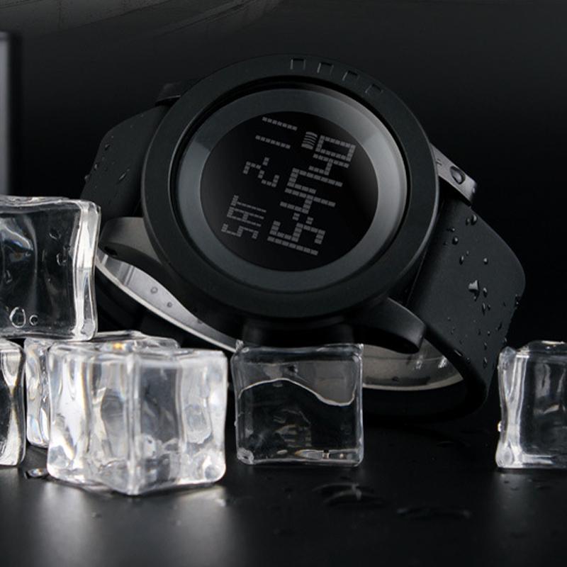 часы SKMEI 1142 чёрные - 3