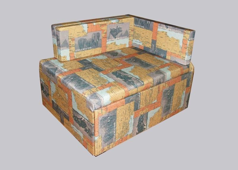 мягкий диванчик КУБИК - 2