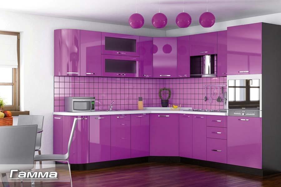 кухня ГАММА  - 1