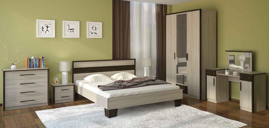 спальня СКАРЛЕТ - 2