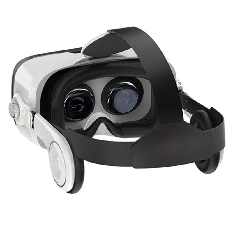 Очки-шлем BOBOVR Z4 white с наушниками+джойстик - 3