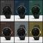 часы SKMEI 1219 GERRN чёрные с зелёным - 3