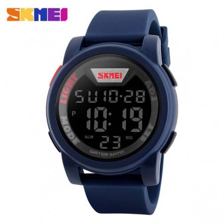 часы SKMEI 1218 Blue (синие)
