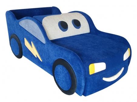 детский диван-кровать Молния Маквин
