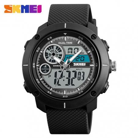 часы SKMEI 1361 чёрные