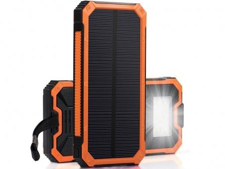 Power Bank Solar 4000 mAh туристический