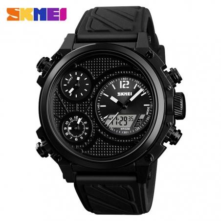 часы SKMEI 1359 чёрные