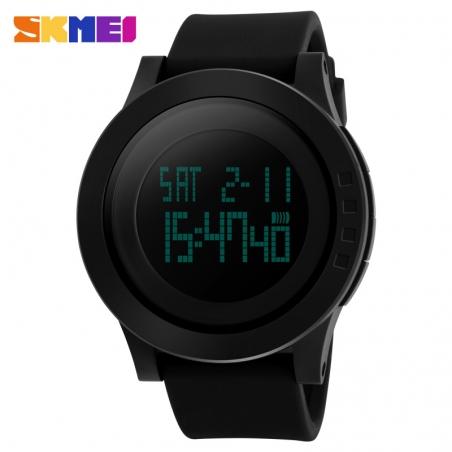 часы SKMEI 1142 чёрные